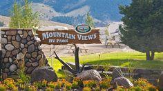RV Park - Colorado