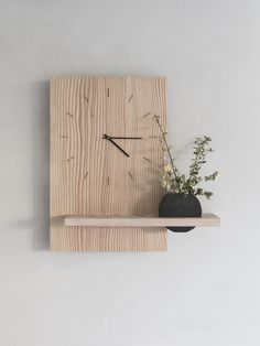 benefits of pilates Galerie von Core Kensington Pilates Studio / Studio Wolter Navarro - 18 - Galle . Wall Clock Wooden, Wood Clocks, Wood Wall Decor, Woodworking Projects Diy, Diy Wood Projects, Router Woodworking, Woodworking Shop, Wall Clock Design, Diy Clock