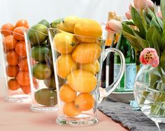 8 Ways to Add Spring to Your Brunch by #Lenox #MomTrends Featured: Organics crystal pitchers