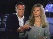Lee Majors as Steve Austin (The Six Million Dollar Man)  Lindsay Wagner as Jamie Sommers (The Bionic Woman)