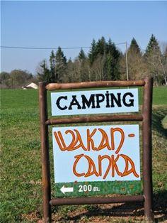 Fijne Camping in Frankrijk.