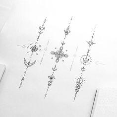 Tattoo Artists 66851 No automatic automatic text is available. Mandala Geometric Tattoo, Tattoos Geometric, Geometric Symbols, Geometric Tattoo Design, Tribal Henna Designs, Tattoo Abstract, Arrow Tattoos, Wrist Tattoos, Finger Tattoos