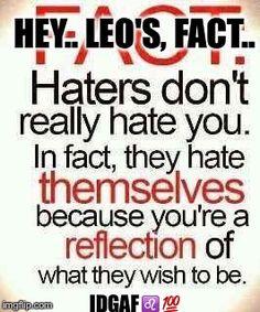 Leo fact