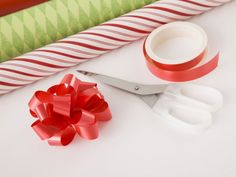 Still drowning in wrapping paper? Check out how our editor fixed her problems.