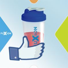 Completa la frase: A mi me gusta #FuXion porque... síguenos en facebook.com/fuxion