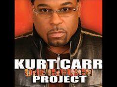 Kurt Carr Gospel Artist - Presence of the Lord