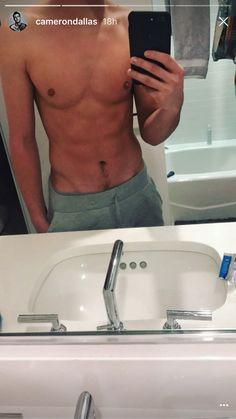 cameron dallas shirtless