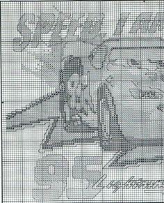 Ponto Cruz - Disney 86