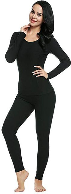 8656db661d4 9 Best Thermal Underwears for Women images in 2019