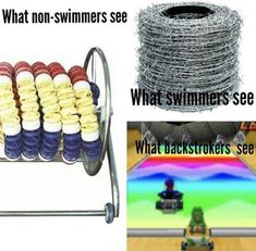 24 Pictures That Are Hilarious But Also Way Too Real To Swimmers