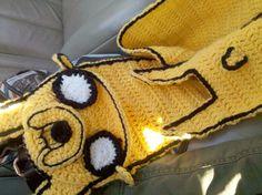 crochet cartoon scarves - Google Search