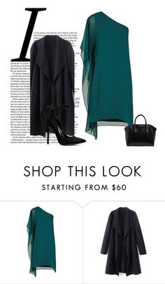 """""""MY CREATED"""" by mersy-123 ❤ liked on Polyvore featuring BCBGMAXAZRIA and Givenchy"""