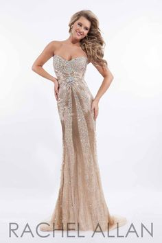 bf518c69e6eb #Rachel Allan Prima Donna 5679 Pageant Dresses, Homecoming Dresses, Prom  Dress, Evening