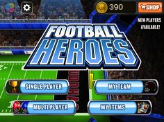 Football Heroes Review: Nostalgic Arcade Football With a Twist | Entertainment Buddha