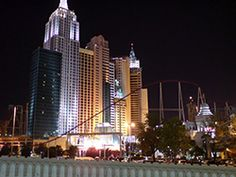 TOP 20 COOL THINGS TO DO IN LAS VEGAS New York New York Rollercoaster