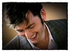 David tennant smile