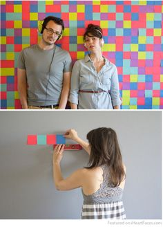 DIY Post It Note Photography Backdrop Idea by Lovely Indeed Face Photography, Photography Backdrops, Photography Tutorials, Aperture, Photo Tips, Photoshoot Ideas, Creative Inspiration, Photo Booth, Family Photos