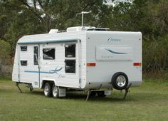 Compass, on and off-road caravans.