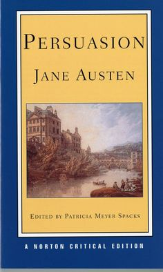 Research for The Ransome Trilogy: Persuasion (Norton Critical Editions): Jane Austen, Patricia Meyer Spacks