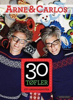 Ravelry: 30 Tøfler - ett grunnmønster - patterns