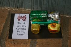 Dutch +Plus: Tractors and a 2nd Birthday Party