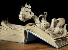 Books come to life!
