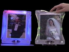 The idea was to design a communication device with minimal distraction so as to reduce the effort in communciating with a loved one. The design team came up with a digitally augmented picture frame that allowed effortless communication by adding internet connectivity to a sentimental object.