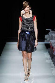 Giorgio Armani Spring 2016 Ready-to-Wear Fashion Show - Roberta Cardenio