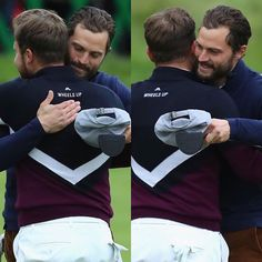 NEW pics of Jamie with the winner Tyrrell Hatton at #dunhilllinks ️ #jamiedornan #golf #badgolfer __ #fiftyshadesofgrey #fiftyshadesdarker #fiftyshadesfreed #christiangrey #thefall #anthropoid #jadotville #robinhoodorigins #mydinnerwithherver