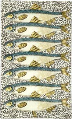 "John Derian "" sardines"""
