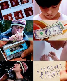mysterious skin // 2004.