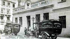 Fábrica de Espumosos El Gallo en la calle del Cardenal Cisneros