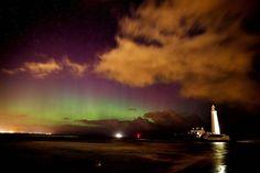 Várias auroras boreais surpreendem no Reino Unido, Irlanda e Alemanha | Atualidade | EL PAÍS Brasil