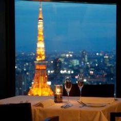 【Official Site】Fish Bank TOKYO(フィッシュバンクトウキョウ)| 高層階での贅沢ランチやお祝いディナー!お肉とワインを楽しむモダンフレンチ料理と地上215Mから東京タワーを眺めながら華やかな時間を(汐留/新橋フレンチ)