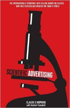 The legendary Claude C Hopkins wrote 'Scientific Advertising', his classic on the art of advertising, nearly 100 years ago. It is a tribute to the vision of this pioneer of modern advertising that the insights contained in this slim volume remain, for the most part, relevant today. Digital channels may have superseded the print media that dominated in his day, but the principles of how to create a compelling message that sells to potential customers are still as true now.