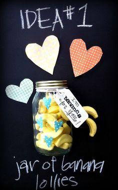 4 super cute valentine ideas