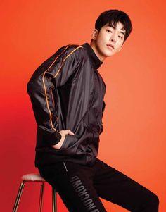 Nam Joo Hyuk for clothing brand Penshoppe Ji Soo Nam Joo Hyuk, Lee Sung Kyung, Lee Joon, Asian Celebrities, Asian Actors, Korean Actors, Celebs, Jong Hyuk, Lee Jong Suk
