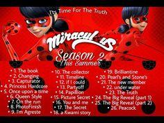 Miraculous season 2 episodes
