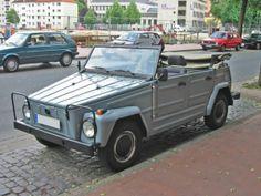 Volkswagen Type 181 – Kubelwagen 600x450
