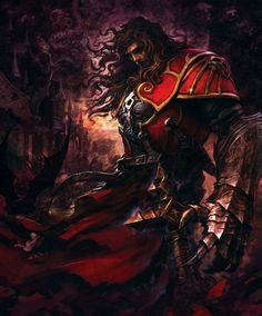 CASTLEVANIA Lords of Shadow - Gabriel, Jose Luis Vaello Bertol on ArtStation at https://www.artstation.com/artwork/EQJ6K