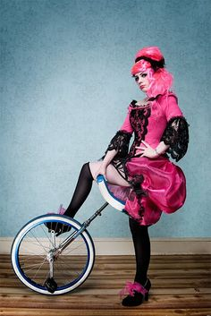 Unicycle photography | unicycle cutie | Flickr - Photo Sharing!