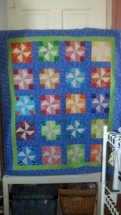 Charity quilt Mar. 2013