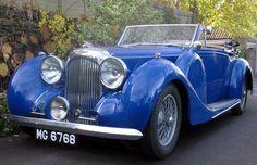 '39 Lagonda V12.