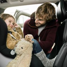 Win a Volvo car seat - choose from infant, convertible child and booster options
