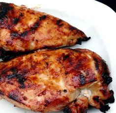 BBQ Skinless Boneless Chicken Breast on a Gas Grill 101 Cooking For Two - Everyday Recipes for Two: Simple Grilled BBQ Skinless Boneless Chicken Breast Grilling Recipes, Cooking Recipes, Healthy Recipes, Keto Recipes, Protein Recipes, Grilling Tips, Grill Meals, Outdoor Grilling, Oven Recipes