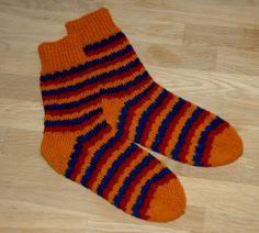 Socks no. 5...