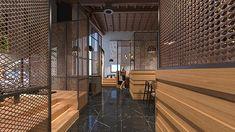 STUDIO SAGITAIR | Architettura - Interior Design - Render - Progetto Design Hotel, E Design, Interior Design, Villa, Studio, Shopping, Furniture, Home Decor, Nest Design