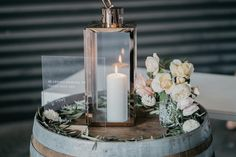 Sarah + Daniel had this sign especially made in remembrance of a lost loved one. The candle sitting next to it was lit during the ceremony (2nd pic) - how sweet is that? . . . #wedding weddingnz #nzwedding #weddingsign #weddingsignage #weddingsigns