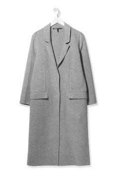 Handmade Wool Duster Coat by Boutique