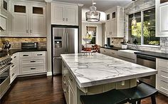 Kitchen Design by Kathleen DiPaolo Designs